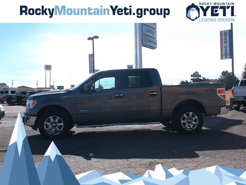 2014 Ford F-150 for sale in Evanston, WY