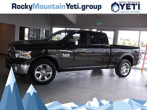 2017 RAM Ram Pickup 1500 for sale in Evanston, WY