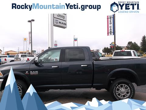 2017 RAM Ram Pickup 2500 for sale in Evanston, WY