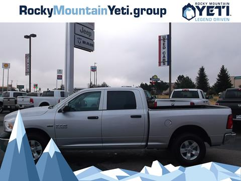2018 RAM Ram Pickup 1500 for sale in Evanston, WY