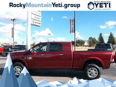 2018 RAM Ram Pickup 2500 for sale in Evanston, WY
