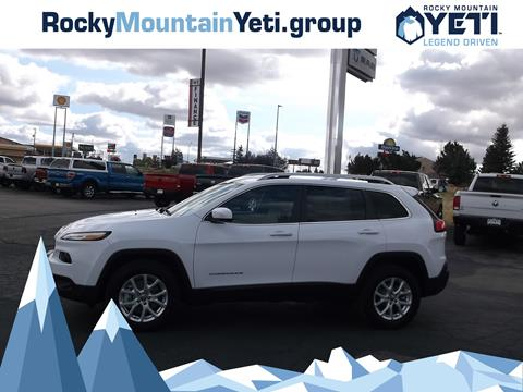 2018 Jeep Cherokee for sale in Evanston, WY