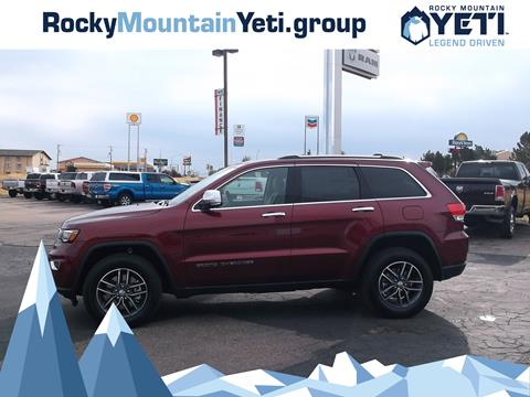 2018 Jeep Grand Cherokee for sale in Evanston, WY