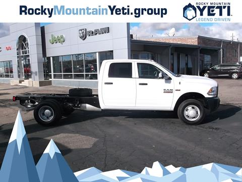 2018 RAM Ram Chassis 3500 for sale in Evanston, WY