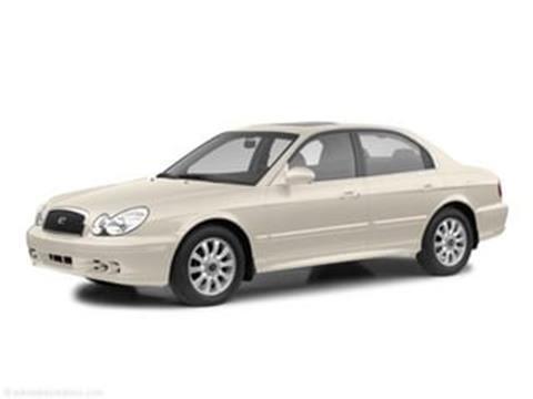 2003 Hyundai Sonata for sale in Evanston, WY