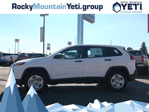 2017 Jeep Cherokee for sale in Evanston, WY