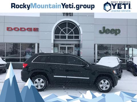 2012 Jeep Grand Cherokee for sale in Evanston, WY