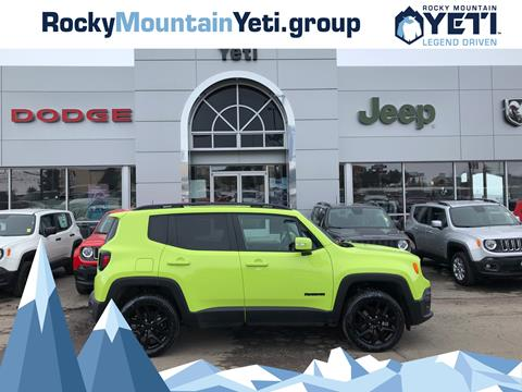 2018 Jeep Renegade for sale in Evanston, WY