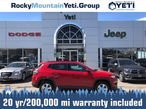 2019 Jeep Compass for sale in Evanston, WY