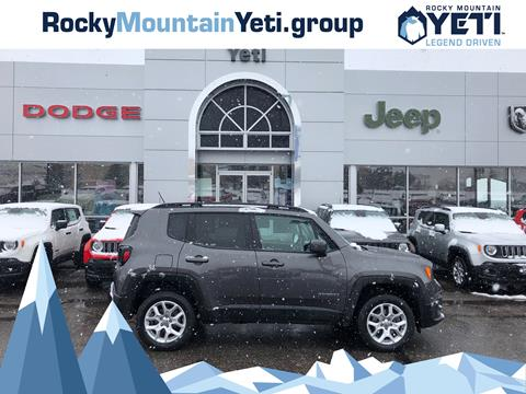 2017 Jeep Renegade for sale in Evanston, WY