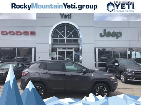 2018 Jeep Compass for sale in Evanston, WY