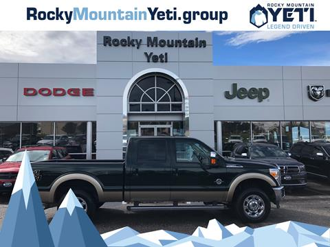 2013 Ford F-250 Super Duty for sale in Evanston, WY