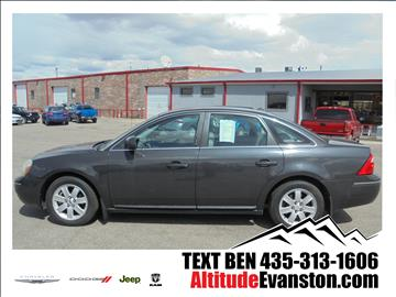 2007 Ford Five Hundred for sale in Evanston, WY