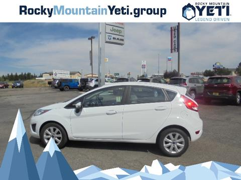 2013 Ford Fiesta for sale in Evanston, WY