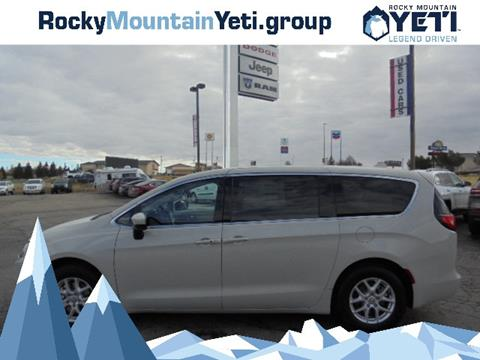 2017 Chrysler Pacifica for sale in Evanston, WY