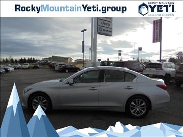 2014 Infiniti Q50 for sale in Evanston, WY