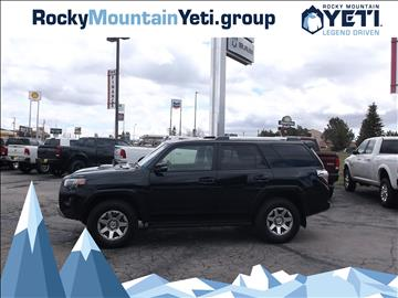 2016 Toyota 4Runner for sale in Evanston, WY