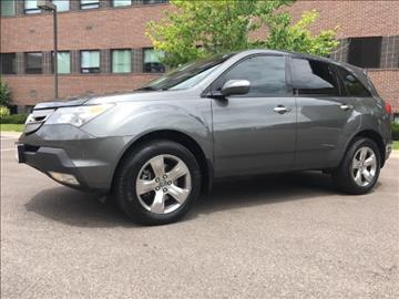 2007 Acura MDX for sale in Denver, CO