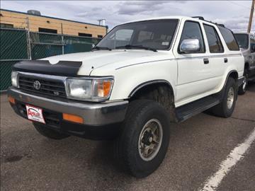 1995 Toyota 4Runner for sale in Denver, CO