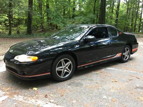 2005 Chevrolet Monte Carlo for sale in Newport News, VA