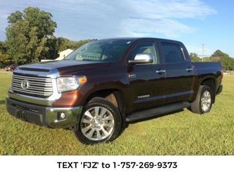 2014 Toyota Tundra for sale in Newport News, VA