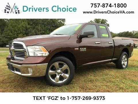 2014 RAM Ram Pickup 1500 for sale in Newport News, VA