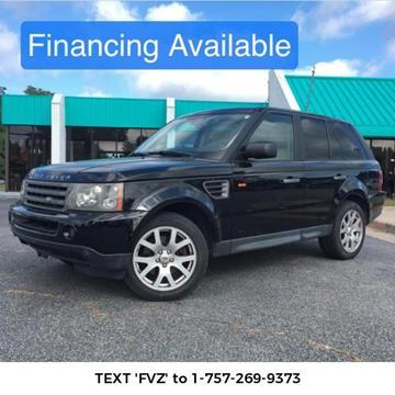 2007 Land Rover Range Rover Sport for sale in Newport News, VA
