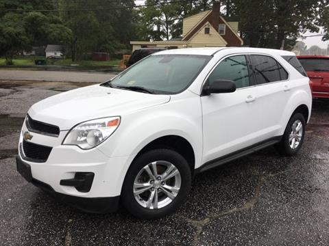 2015 Chevrolet Equinox for sale in Newport News, VA