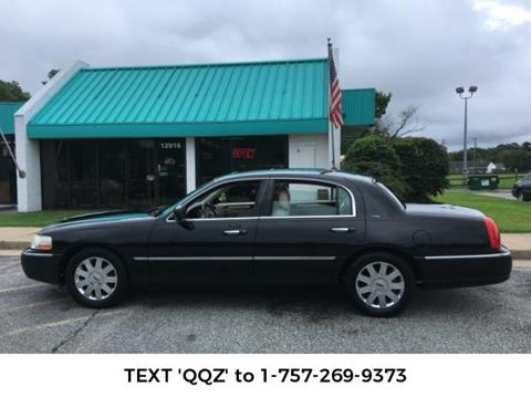 Lincoln Town Car For Sale In Virginia Carsforsale Com
