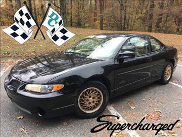 1998 Pontiac Grand Prix for sale in Newport News, VA