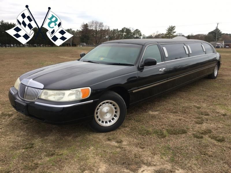 2000 Lincoln Town Car Limousine In Newport News Va Dads Auto Sales