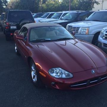 1997 Jaguar XK-Series for sale in Downey, CA