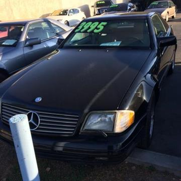 1996 Mercedes-Benz SL-Class for sale in Downey, CA