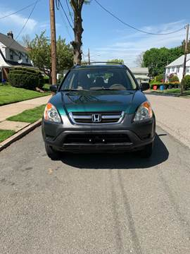 2002 Honda CR-V for sale in Paterson, NJ