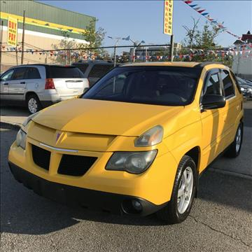 2003 Pontiac Aztek for sale in Newark, NJ