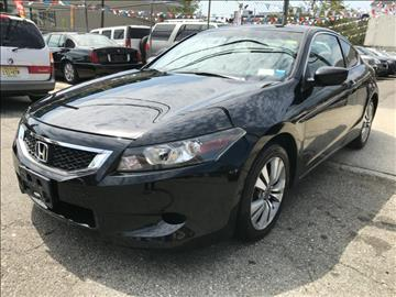 2008 Honda Accord for sale in Newark, NJ