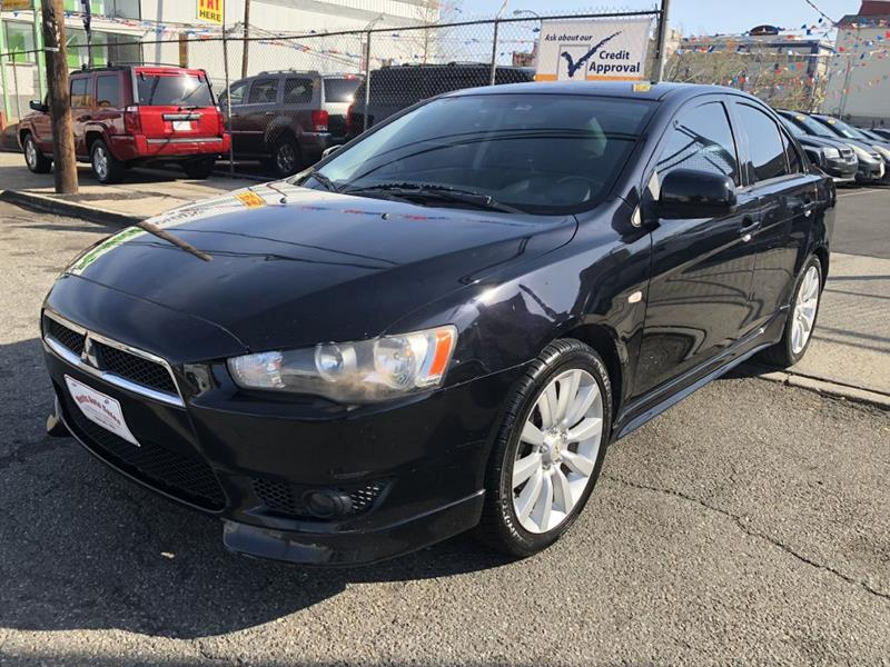 2008 Mitsubishi Lancer GTS 4dr Sedan CVT   Newark NJ