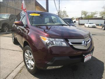2009 Acura MDX for sale in Newark, NJ