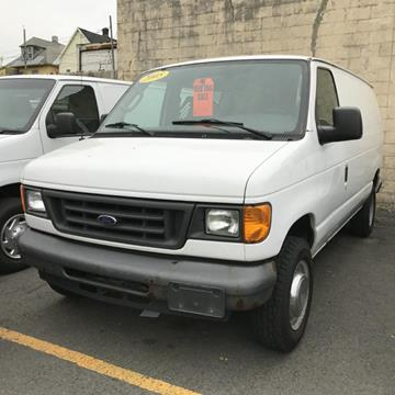 2005 Ford E-Series Cargo for sale in Newark, NJ