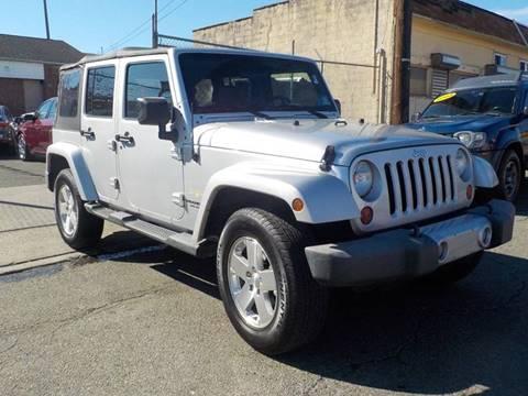 2008 Jeep Wrangler Unlimited for sale in Newark, NJ