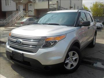 2012 Ford Explorer for sale in Newark, NJ
