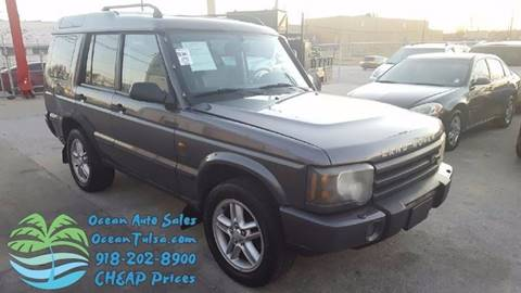 2003 Land Rover Discovery for sale in Tulsa, OK