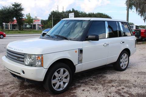 2005 Land Rover Range Rover for sale in Sanford, FL