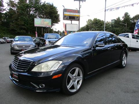 2008 Mercedes-Benz S-Class for sale in Seattle, WA