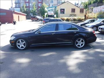 2007 Mercedes-Benz S-Class for sale in Seattle, WA