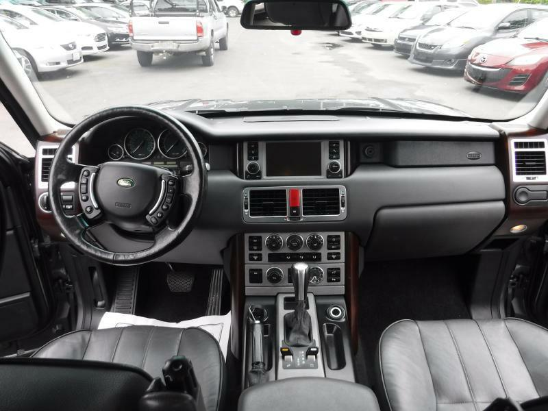 2005 Land Rover Range Rover HSE 4WD 4dr SUV In Seattle WA  Direct