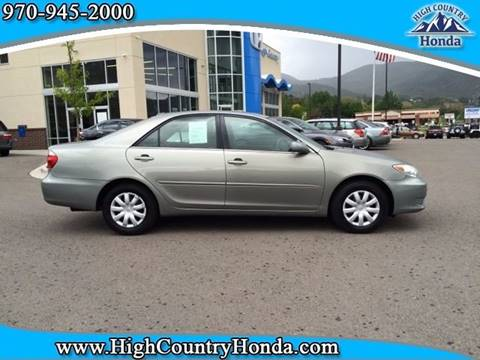 2006 Toyota Camry for sale in Glenwood Springs, CO