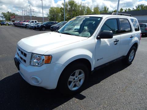 2010 Ford Escape Hybrid for sale in Lackawanna, NY