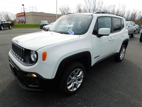 2016 Jeep Renegade for sale in Lackawanna, NY