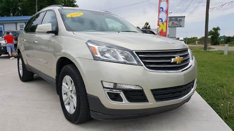 2014 Chevrolet Traverse for sale in Great Bend, KS